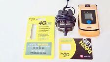 Motorola MOTORAZR RAZR V3i Limited GOLD S. Edition - UNLOCKED - AT&T T-MOBILE