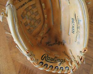 Ken Griffey Jr Rawlings Baseball Glove - Seattle Mariners