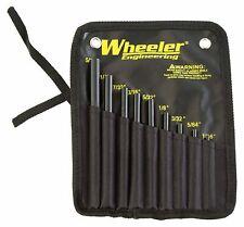 Wheeler Engineering Roll Pin Starter Punch Set-9 psc