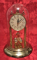 Seth Thomas Quartz Anniversary Dome Mantle Clock model #165 Poise 12""