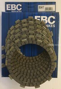 EBC Resistente Frizione Piastra Kit Per Suzuki GSXR750 Srad (1996 A 1999)