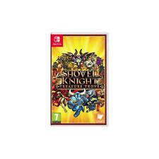 Shovel Knight Treasure Trove Nintendo Switch 2019 EU English Factory Sealed