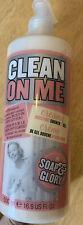 Soap & Glory -Clean On Me Shower Cream 500ml Brand New