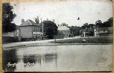 The Pond Harefield London posted 1905  D471