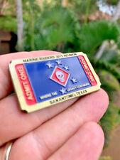Navy Chief Rare USMC MARSOC Reunion CPO Challenge Coin
