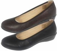 Ladies Loafer Moccasin Womens Office Comfort Walk Pumps Slip On Shoes