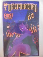 Vampironica #1 C Cover Archie Horror VF Comics Book