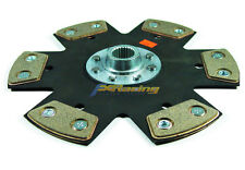 FX STAGE 4 MIBA 6-PUCK RIGID CLUTCH DISC CAMRY CELICA ST GT GTS MR-2 SOLARA