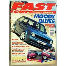 Fast Car Magazine June 1994 mbox2930/a Moody Blues