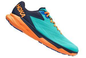 HOKA ONA ONE Zinal Trail Running Shoe, Men's Size 11.5