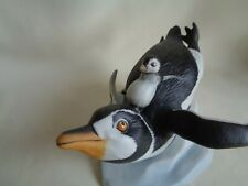 Collectible 1987 The Franklin Mint Whee Penguins Figurine