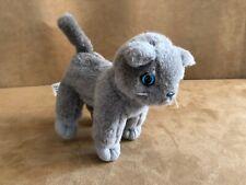 """Maison Joseph Battat Plush Gray Kitty Cat for 18"""" dolls OG our generation animal"""