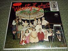 Vtg.Vinyl LP Record Album - Spiewoja dla Dziadzia, Wesoly Ludwik