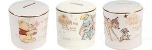 Disney Magical Beginnings Ceramic Money Bank