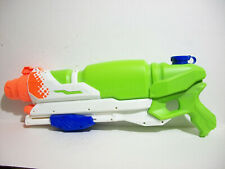 Nerf Supersoaker Barrage Water Blaster 3 Modes 84oz Capacity