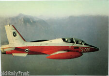 1970 AEREO MB 339 Reattore biposto - Veivoli Areonautica Militare Italiana