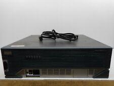 Cisco Systems Cisco 3845 Console w/ Hwic4Esw, Vwic-2Mft-T1/E1 & Nm-1T3-E3
