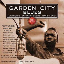 Garden City Blues [CD]