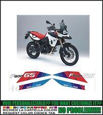kit adesivi stickers compatibili f800 gs 2011 30 years