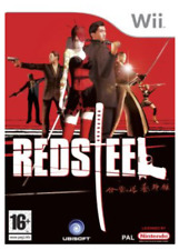 Wii & Wii U - Red Steel (Original Release) **New & Sealed** Official UK Stock