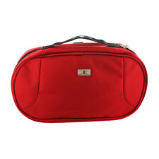Victorinox Swiss Army Red Hanging Compact Small Travel Toiletry Makeup Bag