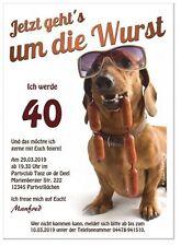 einladungskarten mit tiere für alle anlässe | ebay, Einladungsentwurf