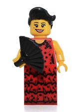 LEGO Collectible MiniFigure: Series 6: #06 - Flamenco Dancer (Sealed Pack!)