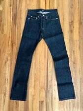 A.P.C. Rescue Raw Denim APCBRAND NEW! Size 28 Jeans From Authorized Retailer