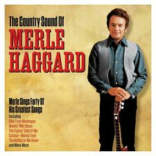 The Country Sound of Merle Haggard 40 Greatest songs on 2 CDs