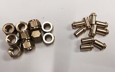 Model Engineering/Live Steam Pipe nipples and Union Nuts