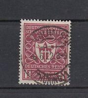 Deutsches Reich Mi-Nr. 199c zentrisch gestempelt - geprüft Infla Berlin