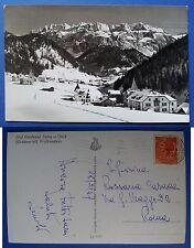 Val Gardena Selva - Grodnertal Wolkenstein 1957