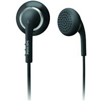 Philips SHE2641 Earbuds In-Ear Only iPod Headphones - Black