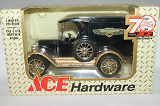 ERTL ACE HARDWARE 70TH ANNIVERSARY VINTAGE 1920'S CHEVROLET VAN, BOXED