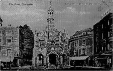 POSTCARD   SUSSEX   CHICHESTER   The  Cross       RP