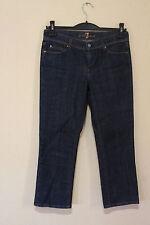 7 for all mankind 3/4 Jeans Damen Gr.W28 (36) ,sehr guter Zustand