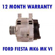 Ford Fiesta Mk6 Mk Vi 1.4 1.6 2008 2009 2010 2011-2015 Alternador