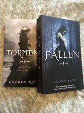 Lauren Kate Fallen And Torment From The Fallen Series (2 Books)