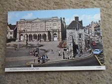 .DENNIS.POSTCARD.ART GALLERY,EXHIBITION SQUARE,YORK.(SEE RED PHONE BOX)Y.0253