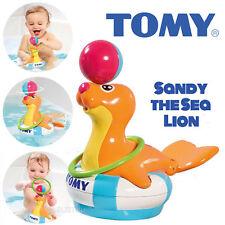 TOMY sable The Baby Sea Lion │ préscolaire pour enfants jouet de bain │ BOB &