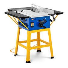 Scie Circulaire Sur Table Scie Fixe Stationnaire Lame Inclinable à 45° ø250mm