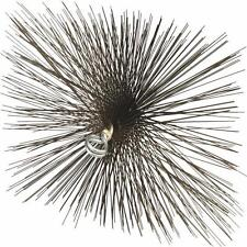 """Meeco´s Red Devil 12"""" Square 1/4 NPT Thread Wire Chimney Brush 31212"""