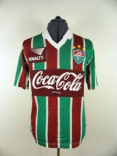 * Shirt Fluminense Vintage Penalty Brazilian Camisa Football Coca-Cola