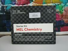 MEL Chemistry Set NOT COMPLETE Comes With Everything Pictures. Beaker Glasses
