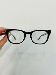 BARTON PERREIRA eyewear model BIRDIE colour BLACK (NEW) Made in Japan