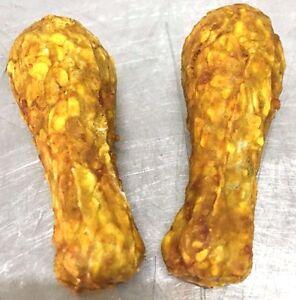 Dog Chew Chicken Legs Treats Beef Flavoured Rawhide High Calcium Protein Low Fat