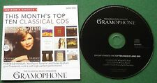 Gramophone Mag June 2005 Poemes d'Amour Yan Pascal Tortelier & Susan Graham + CD
