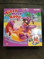 Tomy Fizzy Dizzy Hippo Party Lucky Funny Game for Family Kids Children Friends