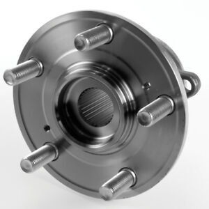 Wheel Bearing and Hub Assembly Front FAG 102221
