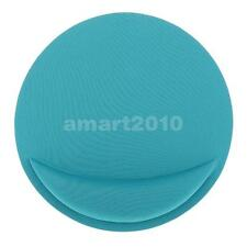 Mouse Pad with Wrist Rest Support Silicone Comfort Gel Mice Mat Light Green
